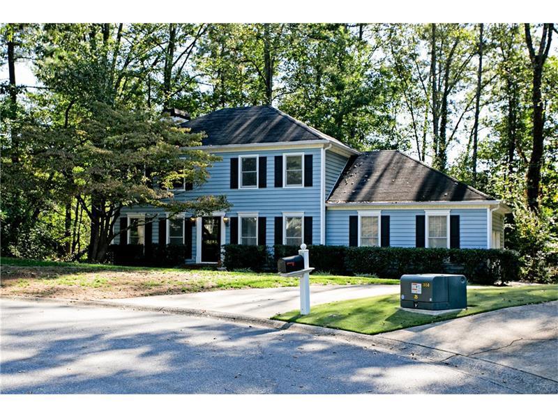 2092 Saybrook Court, Marietta, GA 30068 (MLS #5761229) :: North Atlanta Home Team