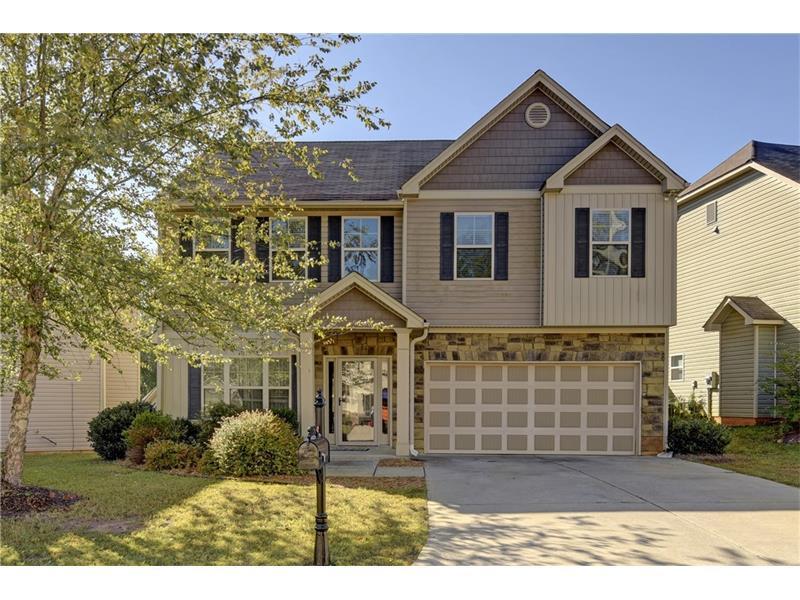 136 Bethany Manor Drive, Ball Ground, GA 30107 (MLS #5761267) :: North Atlanta Home Team