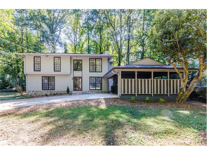 4265 Bonaparte Drive, Tucker, GA 30084 (MLS #5761277) :: North Atlanta Home Team