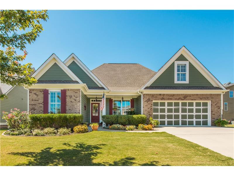 27 Summer Place NW, Cartersville, GA 30121 (MLS #5761315) :: North Atlanta Home Team