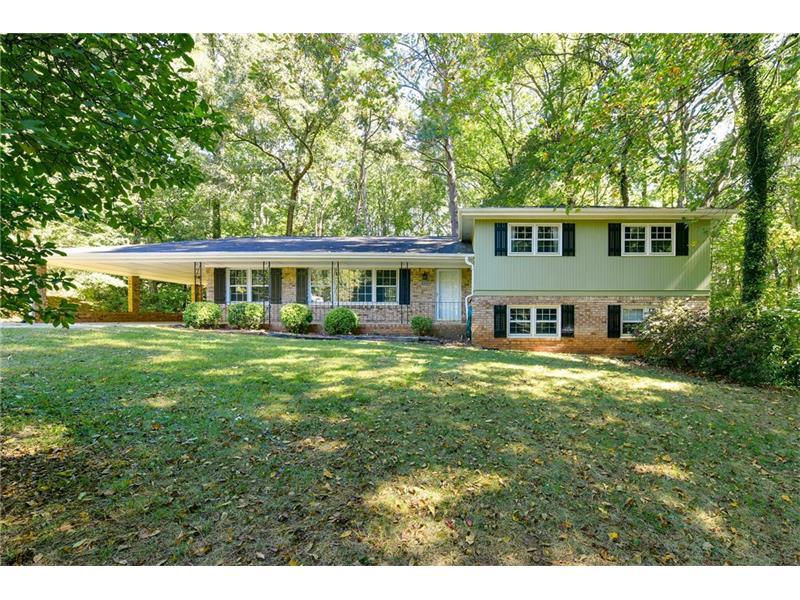 4940 Rockwood Drive, Marietta, GA 30066 (MLS #5761317) :: North Atlanta Home Team