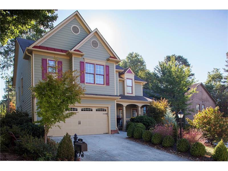 234 Ivy Glen Circle, Avondale Estates, GA 30002 (MLS #5761354) :: North Atlanta Home Team