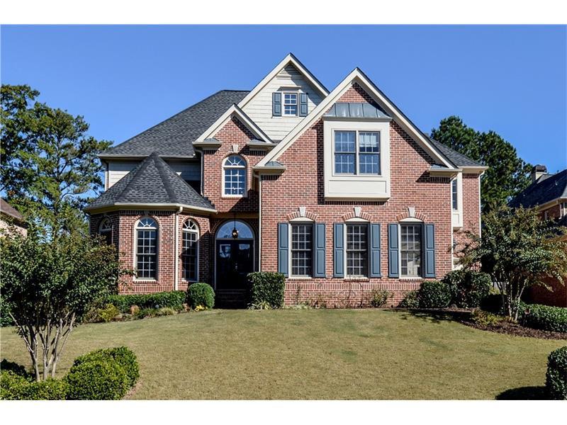 1110 Blackwell Farm Drive NE, Marietta, GA 30068 (MLS #5761355) :: North Atlanta Home Team