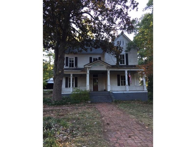 154 Martin Street, Jefferson, GA 30549 (MLS #5761356) :: North Atlanta Home Team
