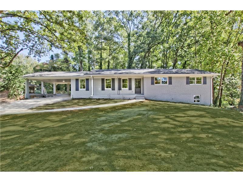 1560 S Lake Drive, Marietta, GA 30062 (MLS #5761407) :: North Atlanta Home Team