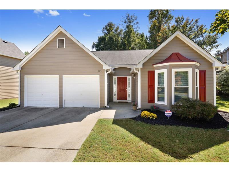 3231 Grove Trail NW, Acworth, GA 30101 (MLS #5761471) :: North Atlanta Home Team