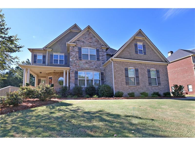 383 Atkinson Drive, Milton, GA 30004 (MLS #5761523) :: North Atlanta Home Team
