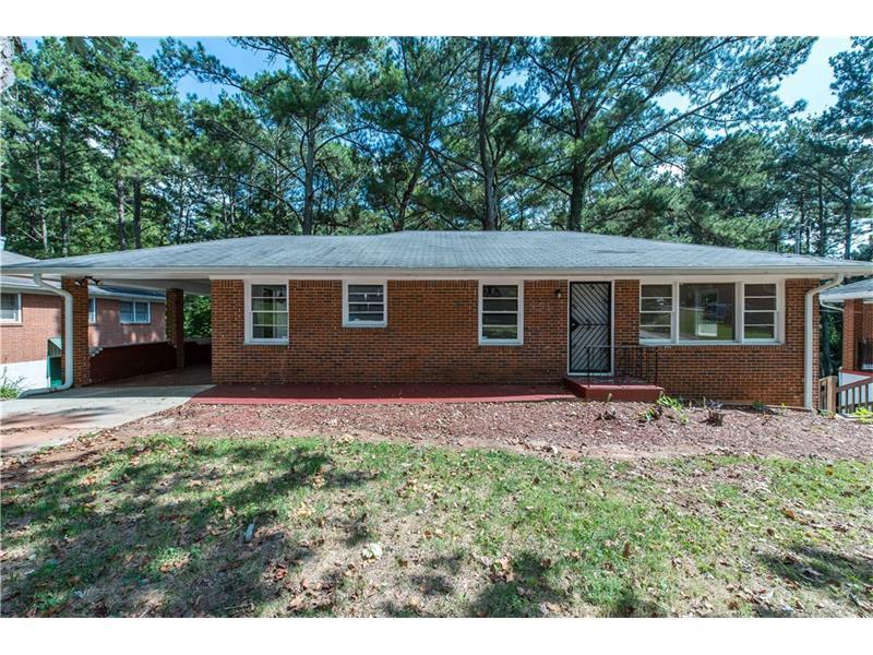 2060 Keheley Drive, Decatur, GA 30032 (MLS #5761559) :: North Atlanta Home Team