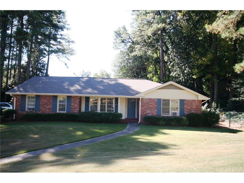 1691 Knob Hill Court, Atlanta, GA 30329 (MLS #5761584) :: North Atlanta Home Team