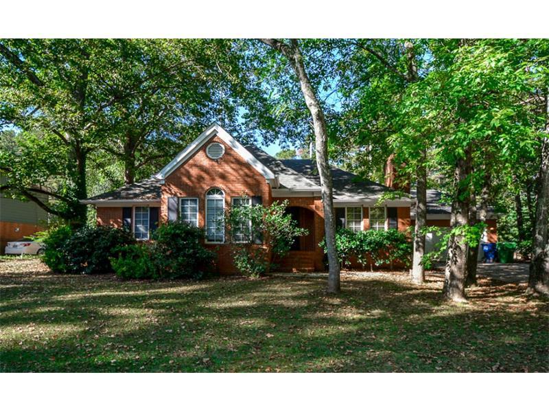 3481 Meadowridge Drive, Atlanta, GA 30331 (MLS #5761587) :: North Atlanta Home Team