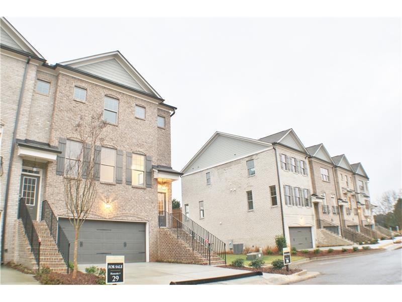 1571 Cambridge Place, Marietta, GA 30062 (MLS #5761590) :: North Atlanta Home Team