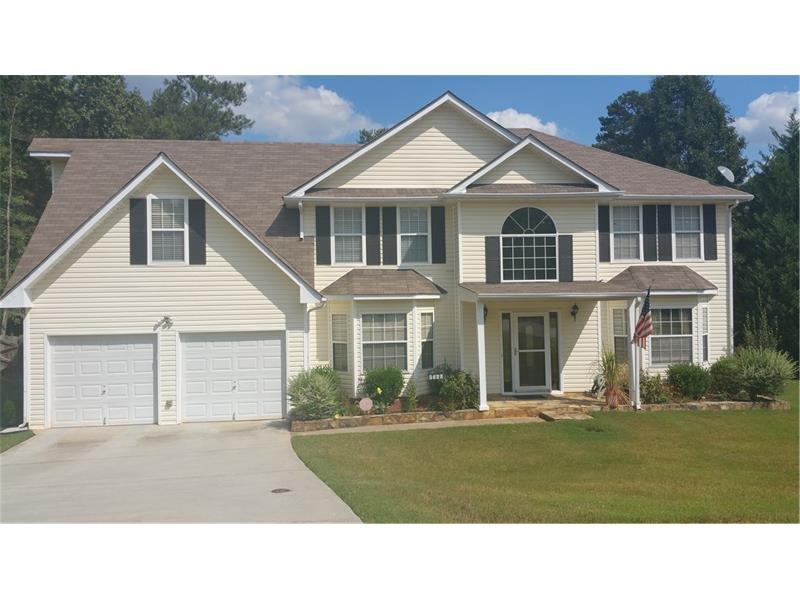 5622 Carriage Walk Way, Stone Mountain, GA 30087 (MLS #5761603) :: North Atlanta Home Team