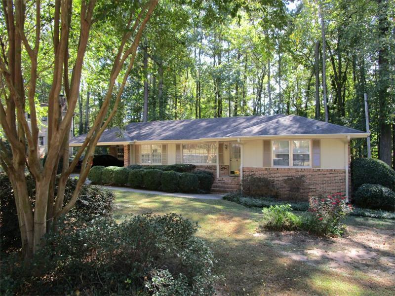 4487 Cherie Glen Trail, Stone Mountain, GA 30083 (MLS #5761615) :: North Atlanta Home Team