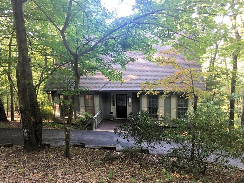 109 Wake Robin Drive, Big Canoe, GA 30143 (MLS #5761620) :: North Atlanta Home Team