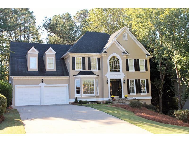 1085 Towne Lake Hills E, Woodstock, GA 30189 (MLS #5761624) :: North Atlanta Home Team