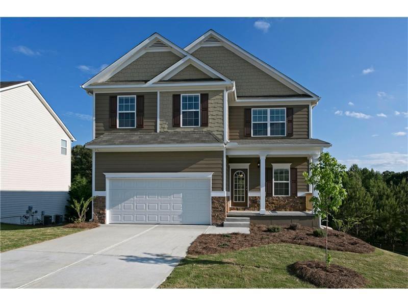 173 Rainhill Station Drive, Dawsonville, GA 30534 (MLS #5761682) :: North Atlanta Home Team
