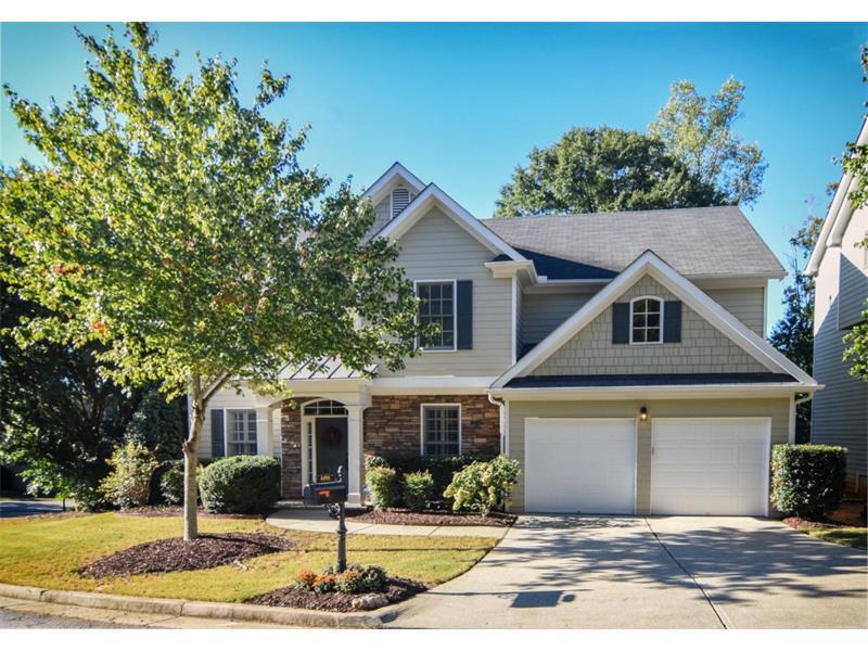 4496 Oakdale Vinings Landing SE, Smyrna, GA 30080 (MLS #5761855) :: North Atlanta Home Team