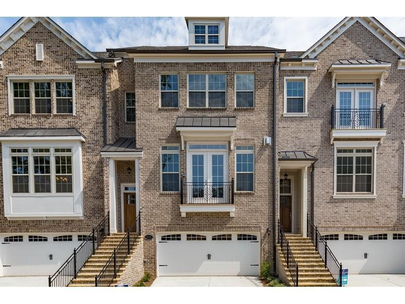 2252 Royal Vineyard Lane #64, Smyrna, GA 30080 (MLS #5761859) :: North Atlanta Home Team