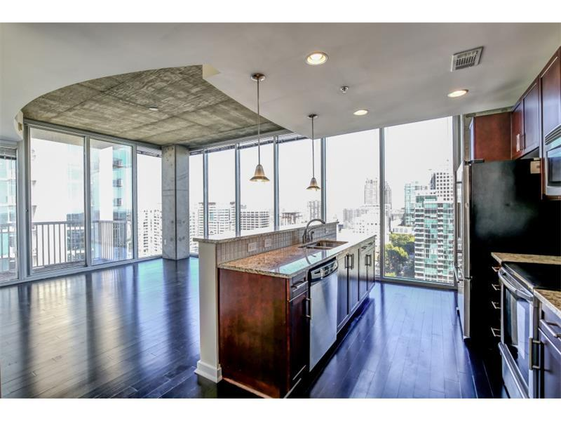 855 Peachtree Street NE #1802, Atlanta, GA 30308 (MLS #5761878) :: North Atlanta Home Team