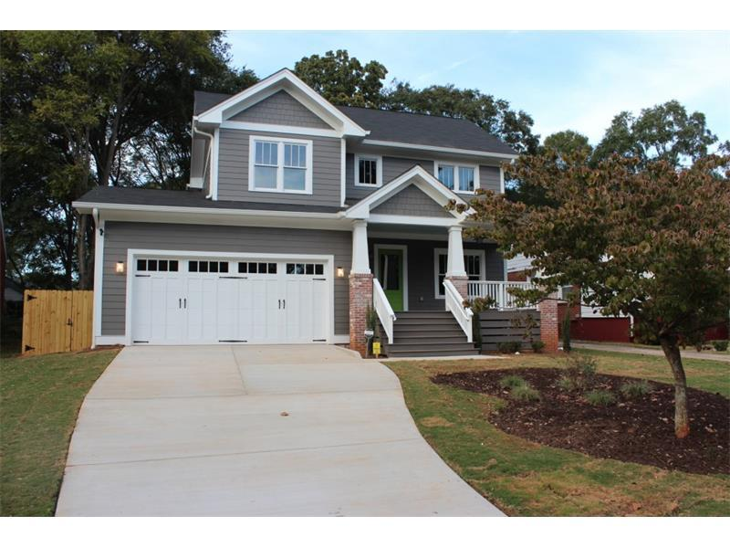 1718 Clifton Way, Atlanta, GA 30316 (MLS #5761926) :: North Atlanta Home Team