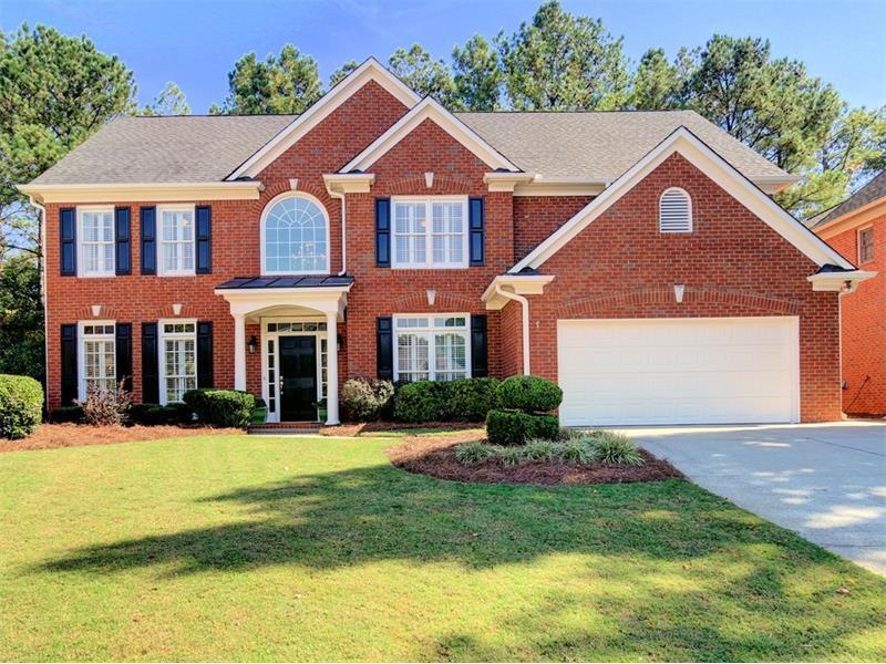 1605 Kinsmon Lane, Marietta, GA 30062 (MLS #5761934) :: North Atlanta Home Team