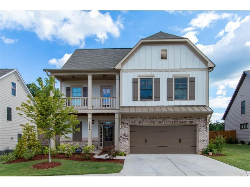 1804 Grand Oaks Drive, Woodstock, GA 30188 (MLS #5761947) :: North Atlanta Home Team