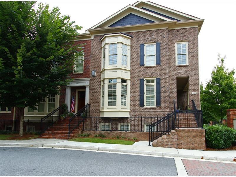 100 Riversgate Drive -, Atlanta, GA 30339 (MLS #5761965) :: North Atlanta Home Team