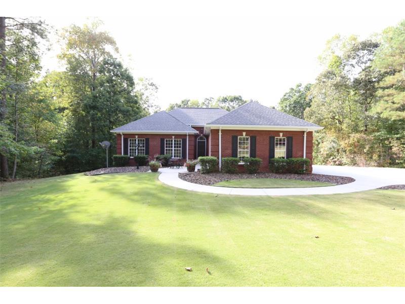 1505 Cross Plains Hulett Road, Carrollton, GA 30116 (MLS #5761992) :: North Atlanta Home Team