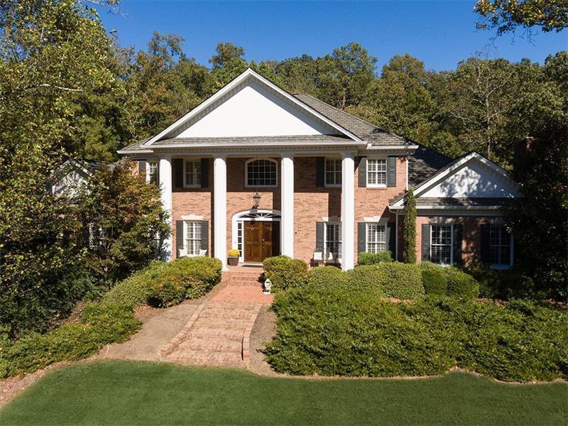 1490 Masters Club Drive, Sandy Springs, GA 30350 (MLS #5762014) :: North Atlanta Home Team