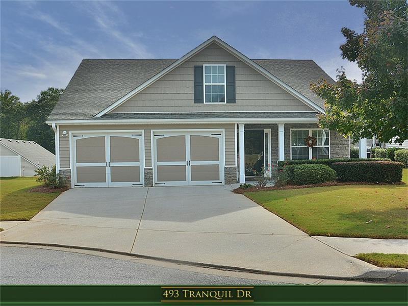 493 Tranquil Drive, Winder, GA 30680 (MLS #5762032) :: North Atlanta Home Team