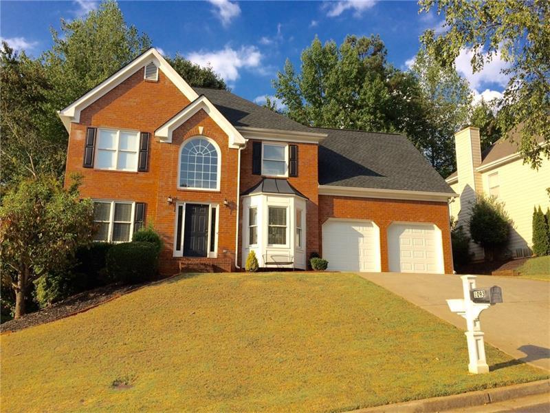 1093 Webb Forrest Trail, Lawrenceville, GA 30043 (MLS #5762037) :: North Atlanta Home Team