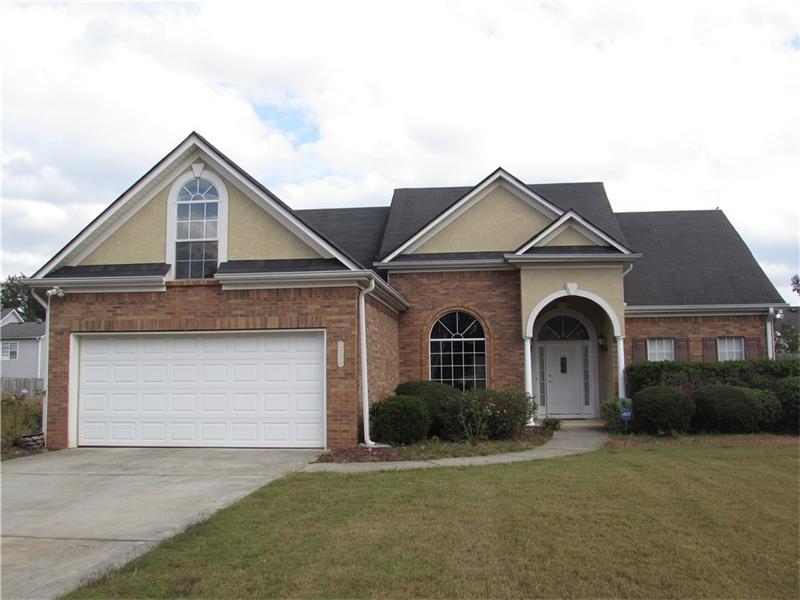 200 Derby Drive, Riverdale, GA 30274 (MLS #5762078) :: North Atlanta Home Team