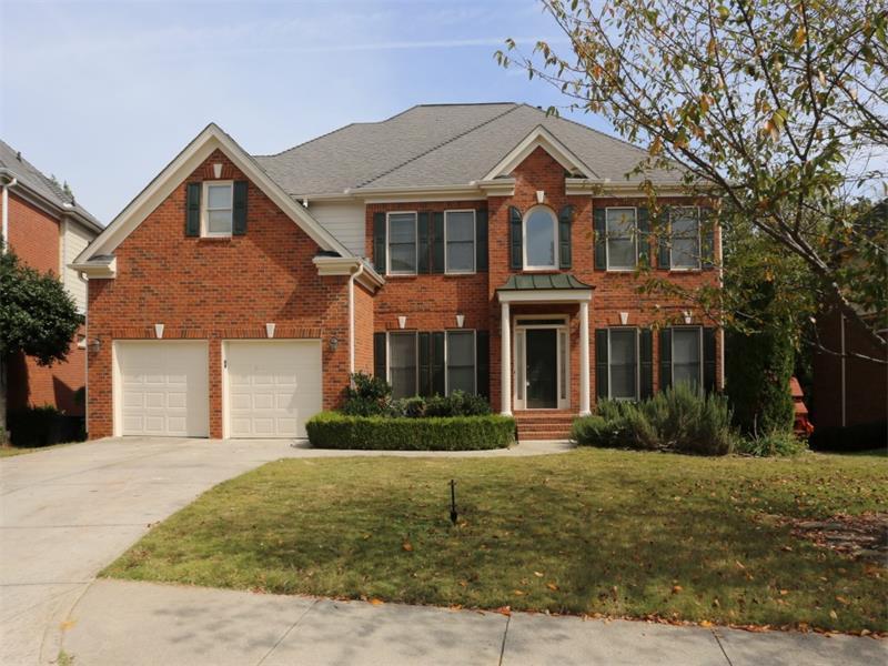 4131 Oberon Drive, Smyrna, GA 30080 (MLS #5762096) :: North Atlanta Home Team