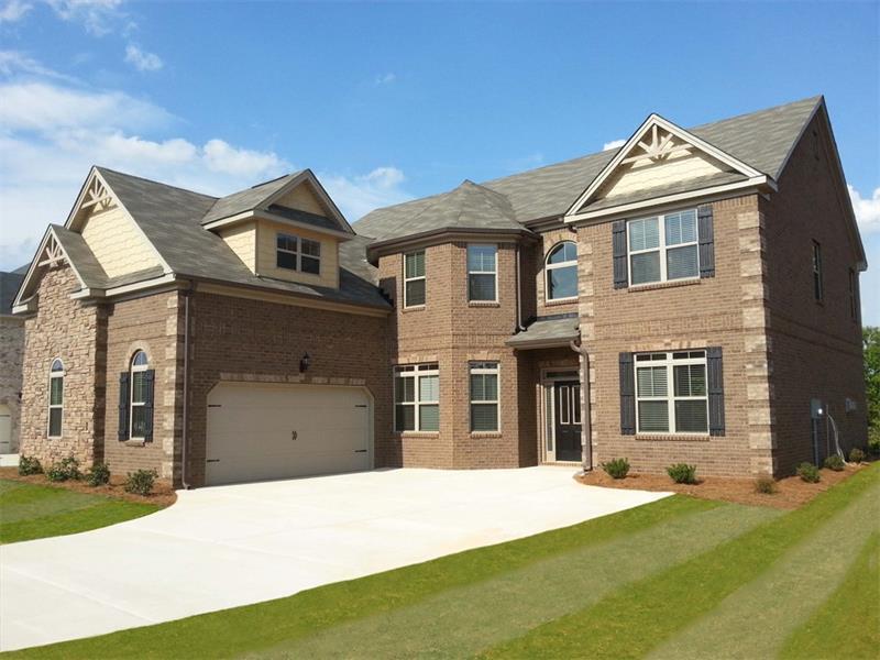 3794 Rosebay Way, Conyers, GA 30094 (MLS #5762149) :: North Atlanta Home Team