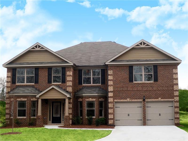 3758 Bayberry Way, Conyers, GA 30094 (MLS #5762162) :: North Atlanta Home Team