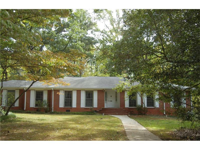 1776 Fisher Trail, Atlanta, GA 30345 (MLS #5762244) :: North Atlanta Home Team