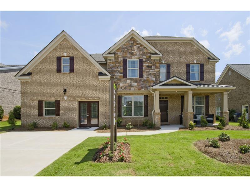 437 Windy Brook Court, Lawrenceville, GA 30043 (MLS #5762295) :: North Atlanta Home Team