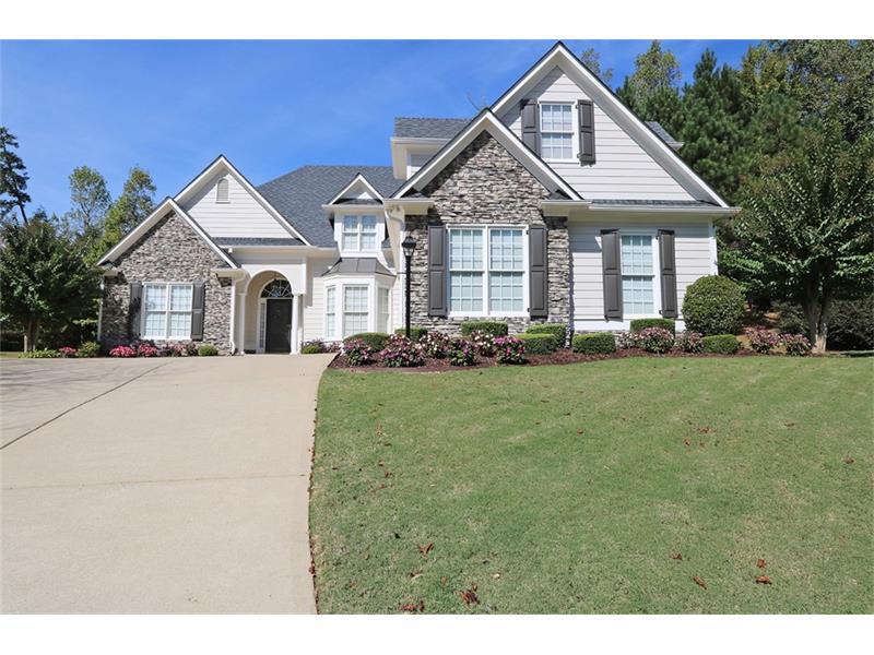 5410 Hunting Pine Drive, Powder Springs, GA 30127 (MLS #5762361) :: North Atlanta Home Team