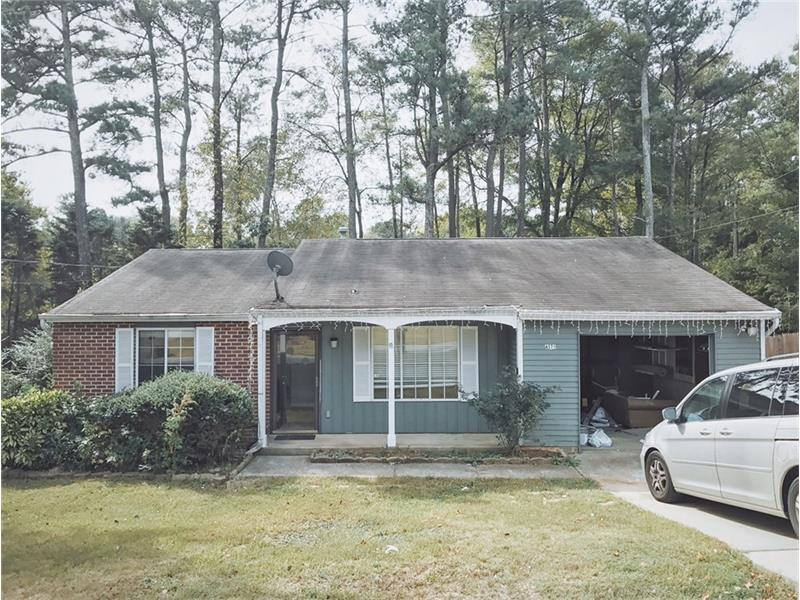 4571 Midridge Drive, Norcross, GA 30093 (MLS #5762370) :: North Atlanta Home Team