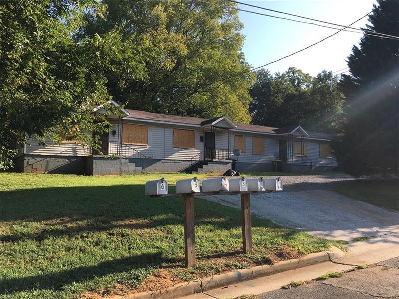 105 E 11th Street SW, Rome, GA 30161 (MLS #5762379) :: North Atlanta Home Team