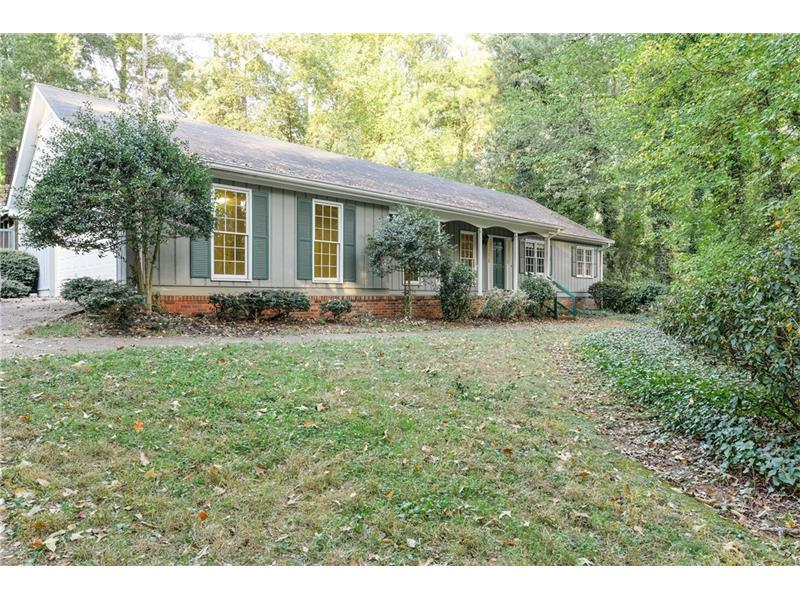3955 Vinyard Trace NE, Marietta, GA 30062 (MLS #5762444) :: North Atlanta Home Team