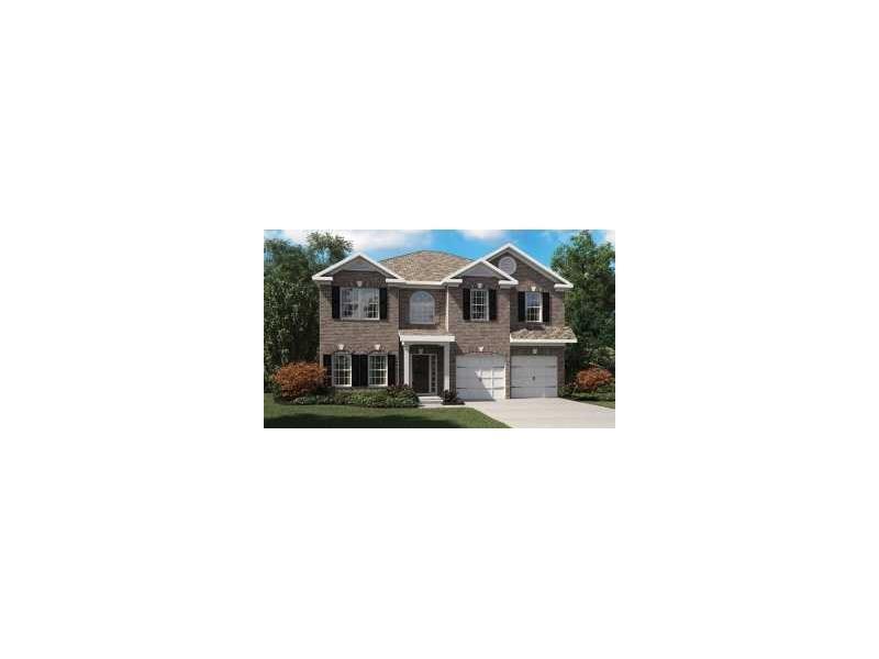 4925 Mossbrook (Lot 40) Circle N, Alpharetta, GA 30004 (MLS #5762452) :: North Atlanta Home Team
