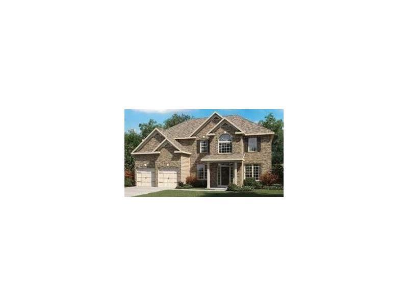 4635 Mossbrook (Lot 53) Circle S, Alpharetta, GA 30004 (MLS #5762463) :: North Atlanta Home Team