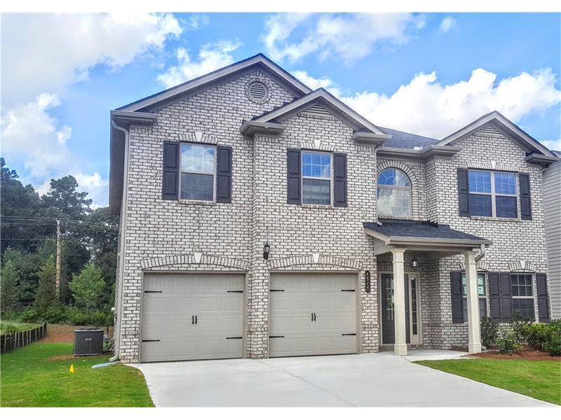 4665 Mossbrook (Lot 50) Circle, Alpharetta, GA 30004 (MLS #5762467) :: North Atlanta Home Team