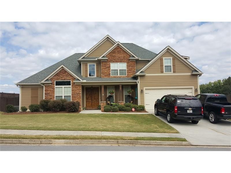 135 Summerlyn Drive, Hiram, GA 30141 (MLS #5762500) :: North Atlanta Home Team