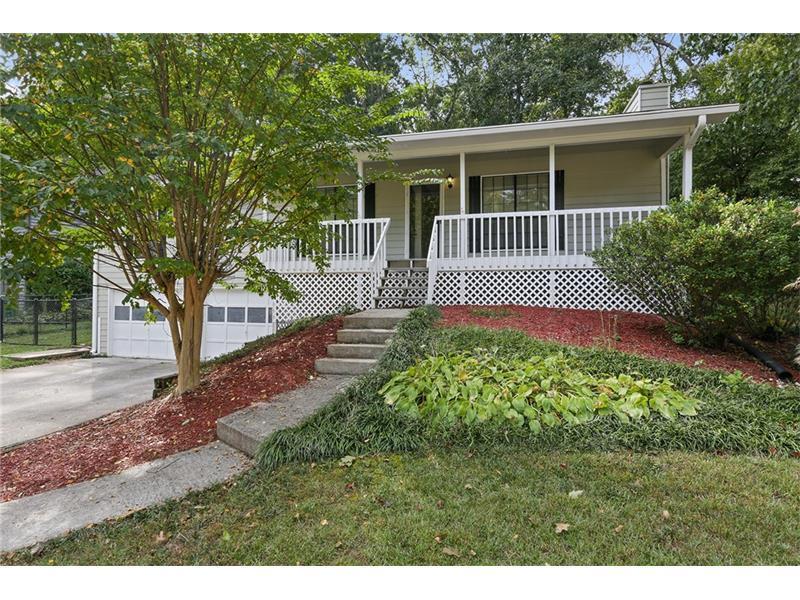 641 Gregory Manor Drive SW, Smyrna, GA 30082 (MLS #5762503) :: North Atlanta Home Team