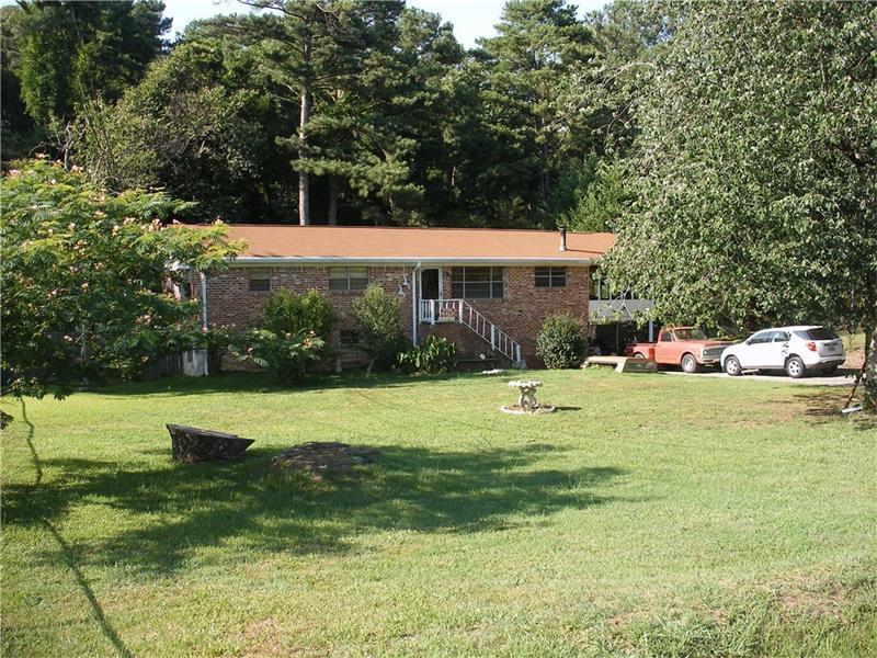 4395 Ben Hill Road, Lithia Springs, GA 30122 (MLS #5762530) :: North Atlanta Home Team