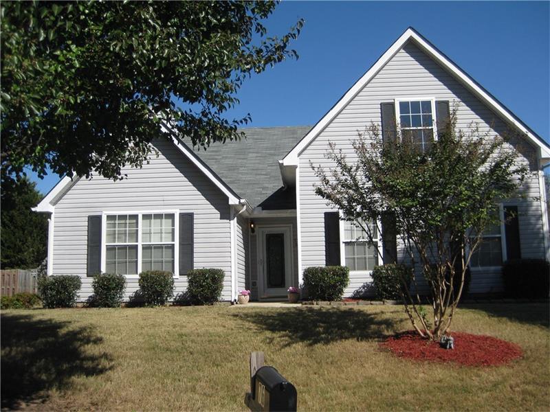 76 Waters Edge Way, Fayetteville, GA 30215 (MLS #5762559) :: North Atlanta Home Team