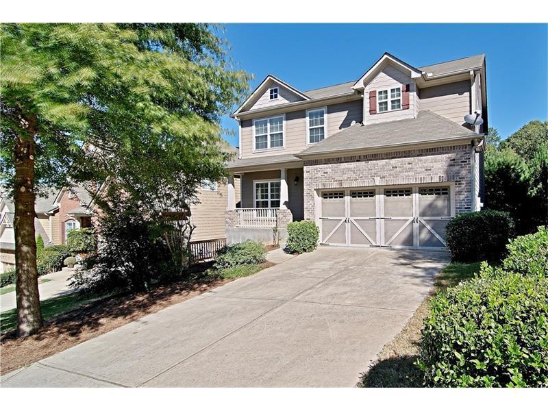 466 Crestmont Lane, Canton, GA 30114 (MLS #5762598) :: North Atlanta Home Team