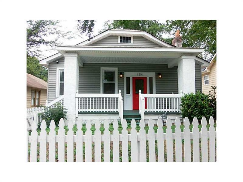 184 Ormond Street SE, Atlanta, GA 30315 (MLS #5762601) :: North Atlanta Home Team